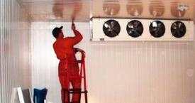 Морозильные камеры: изготовление и монтаж