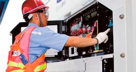 Рефконтейнер: обслуживание и ремонт